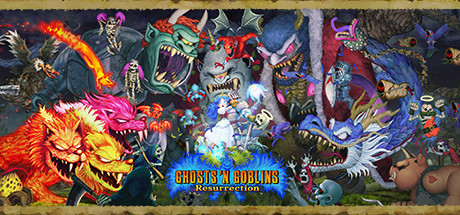 Ghosts n Goblins Resurrection Free Download