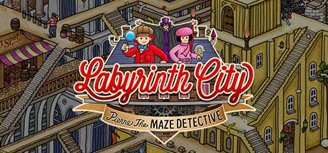Labyrinth City Pierre the Maze Detective Free Download