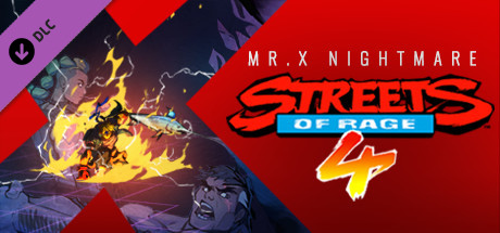 Streets Of Rage 4 Mr X Nightmare Free Download